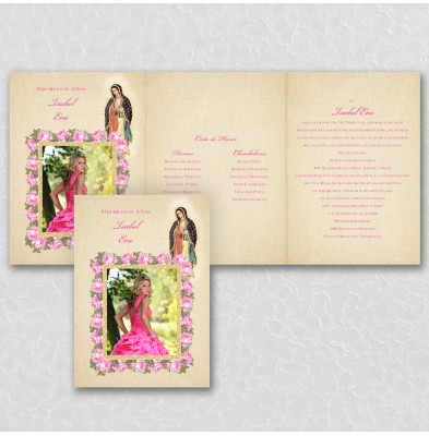 Extraordinary Day - Quinceanera Invitation