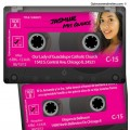 80's Cassette Party Invitations