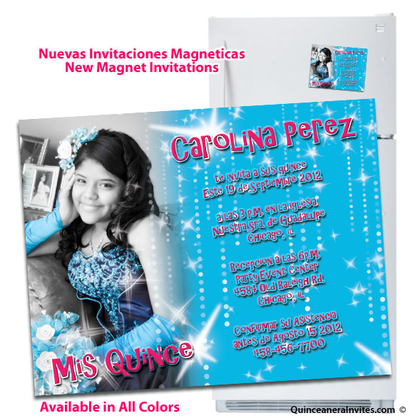 ... Full Size | More nuevas invitaciones para quinceanera | Source Link
