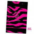 Zebra Quinceanera Invitations