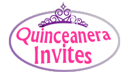 Quinceanera Invitations by QuinceaneraInvites.com